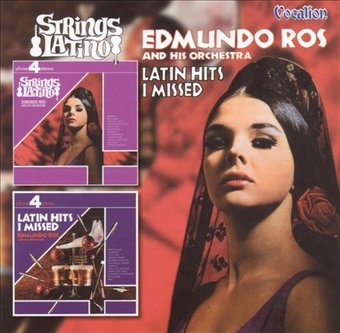 Strings Latino / Latin Hits I Missed