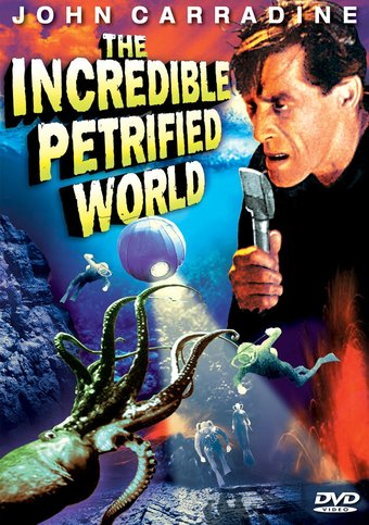 "The Incredible Petrified World - 11"" x 17"" Poster"