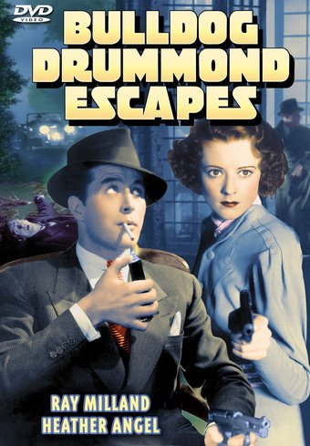 "Bulldog Drummond Escapes - 11"" x 17"" Poster"