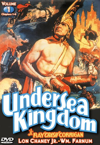 "The Undersea Kingdom, Volume 1 - 11"" x 17"" Poster"