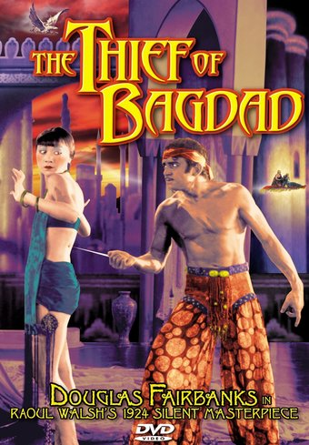"Thief of Bagdad - 11"" x 17"" Poster"