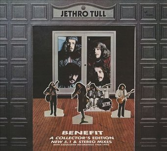 Benefit [Deluxe Edition] (2-CD + DVD)