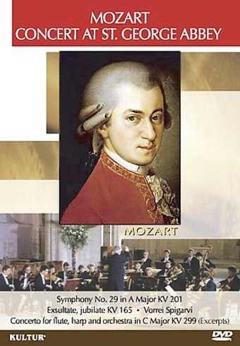 Mozart Concert in St. George Abbey