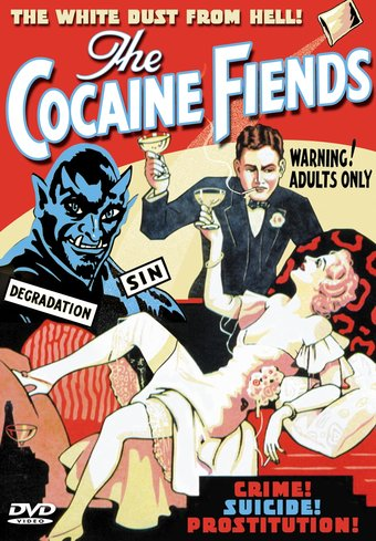 "Cocaine Fiends - 11"" x 17"" Poster"