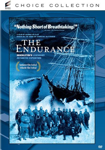 The Endurance Dvd R 2000 Directed By George Butler Sony