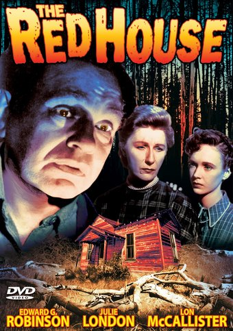 "The Red House - 11"" x 17"" Poster"