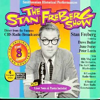 Stan Freberg Show, Volume 2: Final 8 Episodes