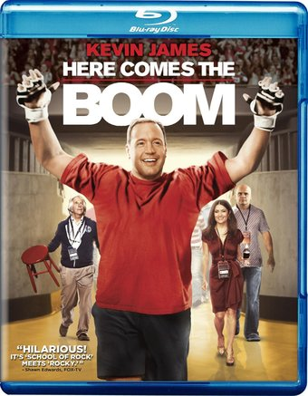 Here Comes the Boom (Blu-ray)