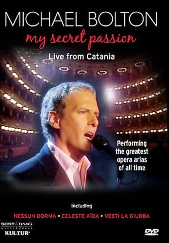 Michael Bolton - My Secret Passion