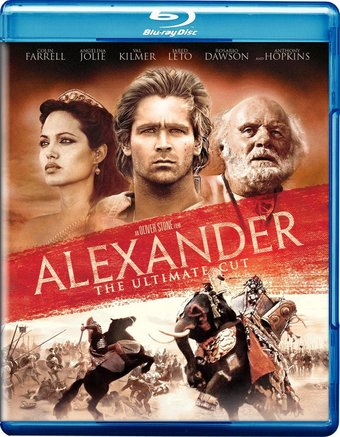 Alexander (The Ultimate Cut) (Blu-ray)