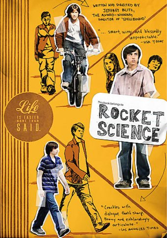 Rocket Science (Widescreen)