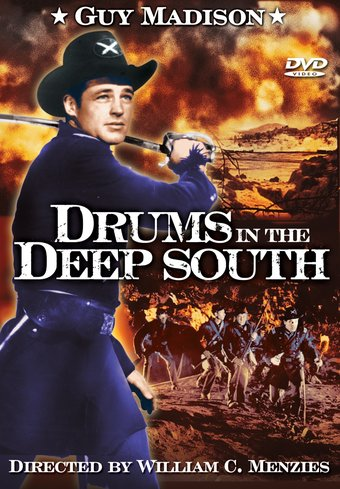 "Drums In The Deep South - 11"" x 17"" Poster"