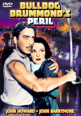 "Bulldog Drummond's Peril - 11"" x 17"" Poster"