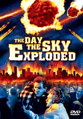 "The Day the Sky Exploded - 11"" x 17"" Poster"