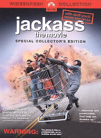 Jackass: The Movie (Widescreen)