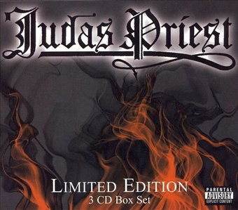 Judas Priest Box Set (Limited) (3-CD Box Set)