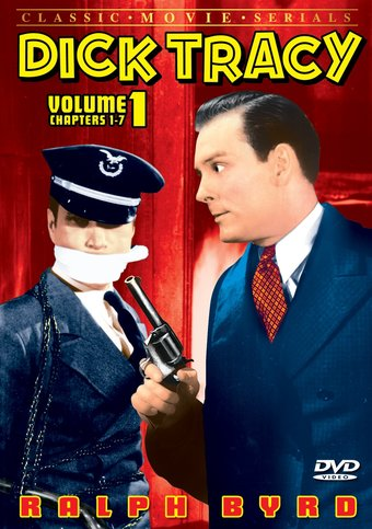 Dick Tracy, Volume 1 (Chapters 1-7)