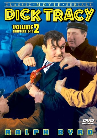 Dick Tracy, Volume 2 (Chapters 8-15)
