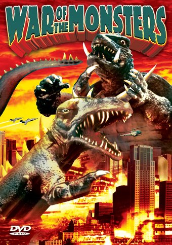 "War of the Monsters (aka ""Gamera vs. Barugon"")"