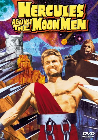 "Hercules Against The Moon Men - 11"" x 17"" Poster"