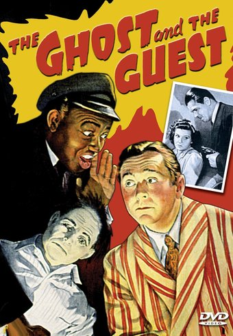 "The Ghost and the Guest - 11"" x 17"" Poster"