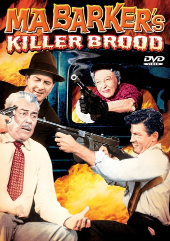 "Ma Barker's Killer Brood - 11"" x 17"" Poster"