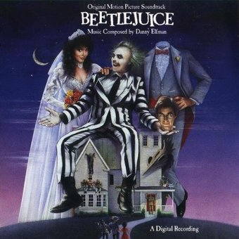 Beetlejuice [Original Motion Picture Soundtrack]