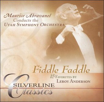 Fiddle Faddle [DualDisc]