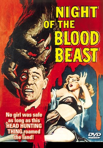 "Night of The Blood Beast - 11"" x 17"" Poster"