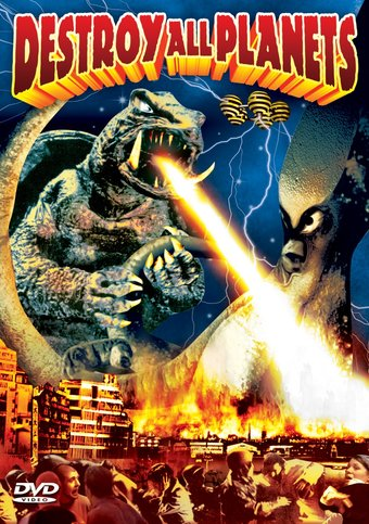 "Destroy All Planets (aka ""Gamera vs. Viras"")"