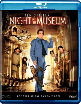 Night at the Museum (Blu-ray)