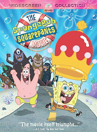 The Spongebob Squarepants Movie (Widescreen