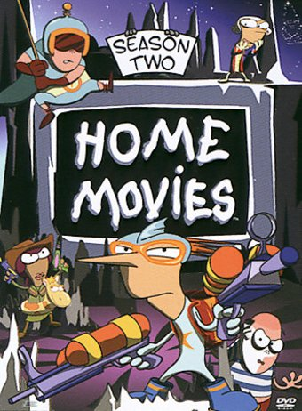 Home Movies - Season 2 (3-DVD)