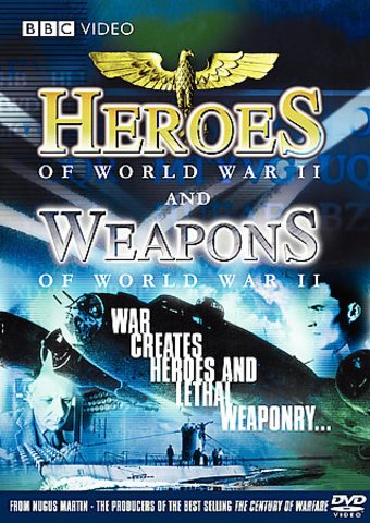 Heroes and Weapons of World War II (2-DVD)
