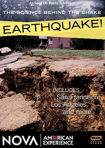 Earthquake: The Science Behind The Shake (3-DVD)