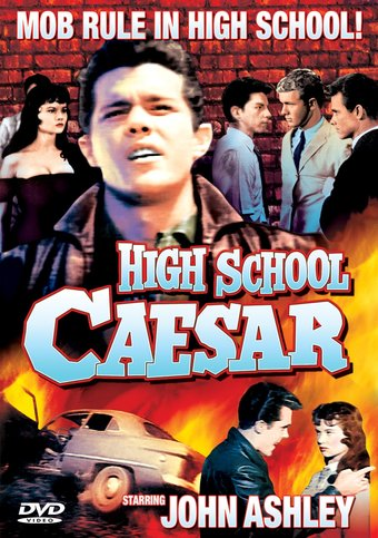 "High School Caesar - 11"" x 17"" Poster"