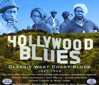 Hollywood Blues: Classic West Coast Blues