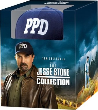 The Jesse Stone Collection (8-DVD + Cap)