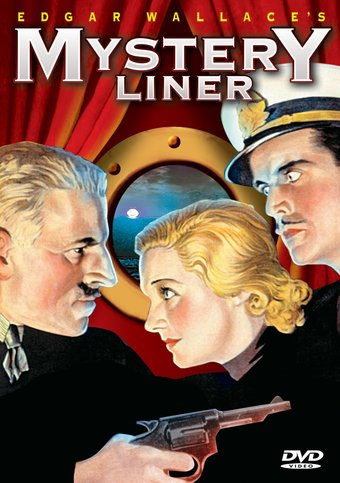 "Mystery Liner - 11"" x 17"" Poster"