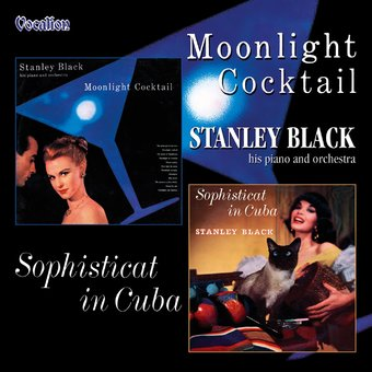 Moonlight Cocktail / Sophisticat in Cuba