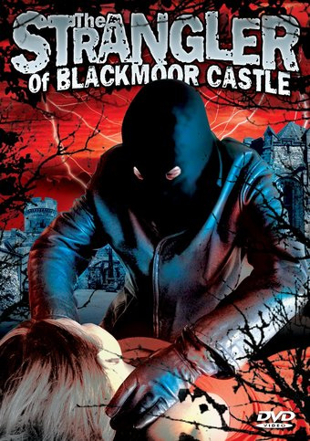 "Strangler of Blackmoor Castle - 11"" x 17"" Poster"