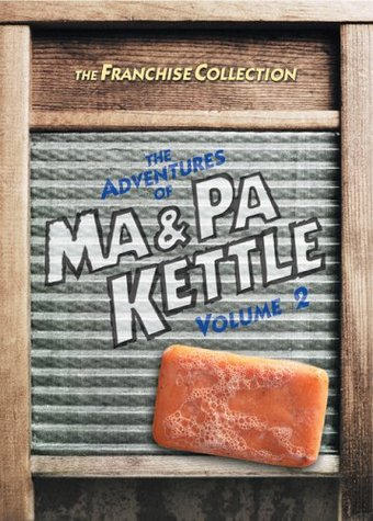 Ma & Pa Kettle - The Adventures of Ma & Pa