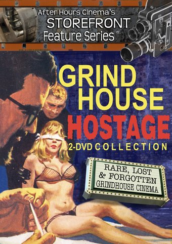 Grindhouse Hostage Collection, Volume 01 - Virgin