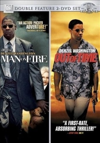 Man on Fire / Out of Time (2-DVD)