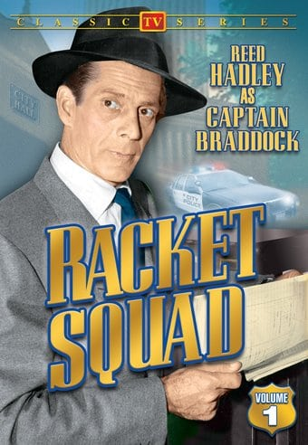 Racket Squad - Volume 1