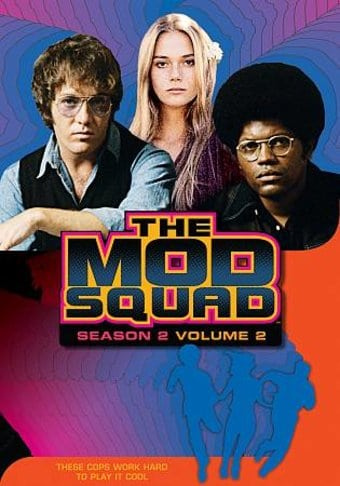 Mod Squad - Season 2, Volume 2 (3-DVD)