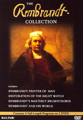Art - Rembrandt Collection (2-DVD)