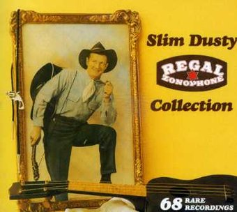 Slim Dusty Collection, Regal Zonophone, 68 Rare