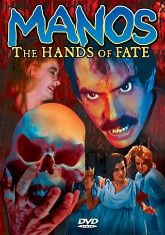 "Manos The Hands of Fate - 11"" x 17"" Poster"