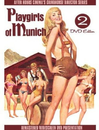 Playgirls of Munich (2-DVD)